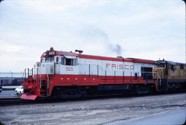 B30-7 865 (location unknown) in June 1979