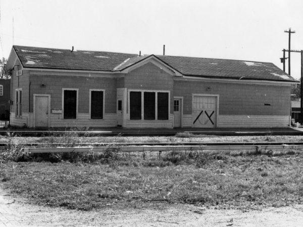 Chelsea, Oklahoma Depot