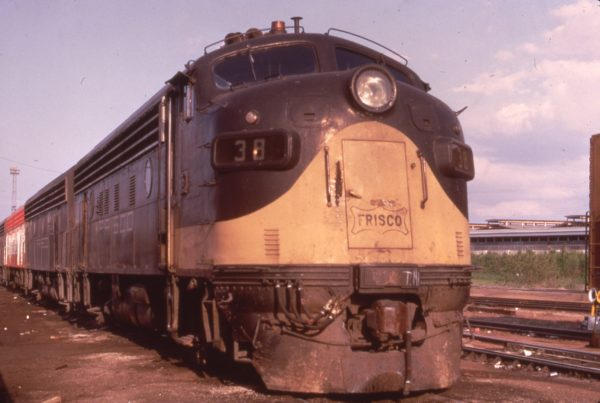 F7A 38 at Springfield, MO in May 1969