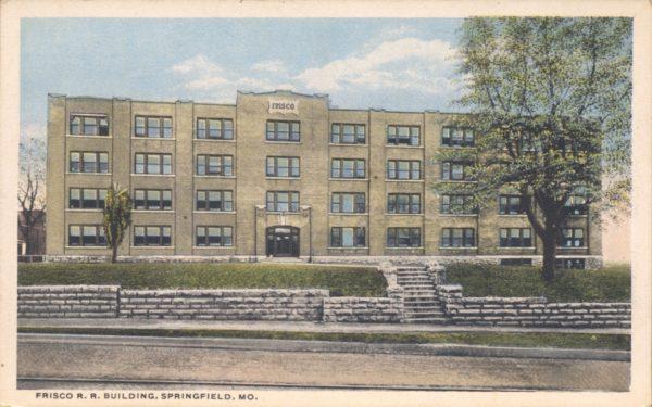 Frisco Building - Springfield, Missouri