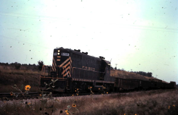 GP7 503 (date and location unknown)