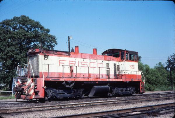 SW1500 326 (location unknown) in June 1978