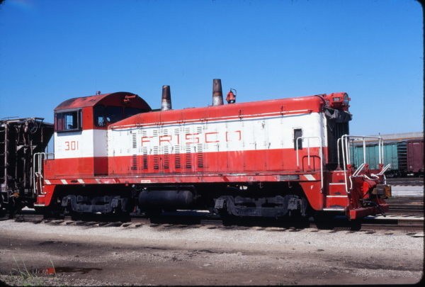 SW7 301 at Tulsa, Oklahoma on June 22, 1980 (J. Harlan Wilson)
