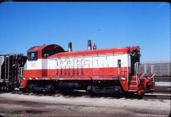 SW7 301 at Tulsa, Oklahoma on June 22, 1980 (J. Harlan Wilson)