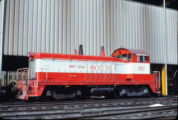 SW7 302 at Springfield, Missouri on March 26, 1980 (Bob Graham)