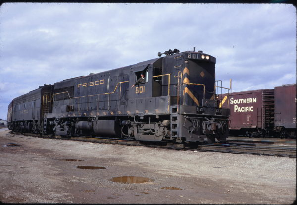 U25B 801 at Memphis, Tennessee on November 17, 1968 (William White)