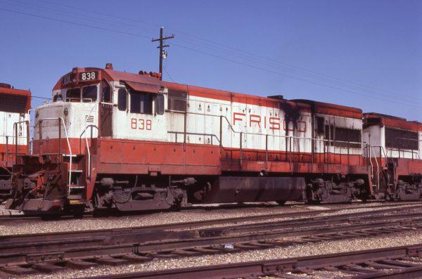 U30B 838 at Tulsa, Oklahoma on April 15, 1980 (Gordon Lloyd Jr.)