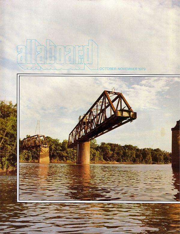 All Aboard - October/November 1979 Cover