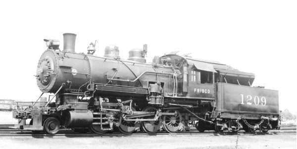 2-8-0 1209 (date and location unknown) (Joe Collias)