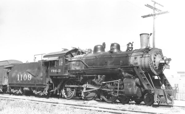 4-6-0 1109 (date and location unknown) (Joe Collias)