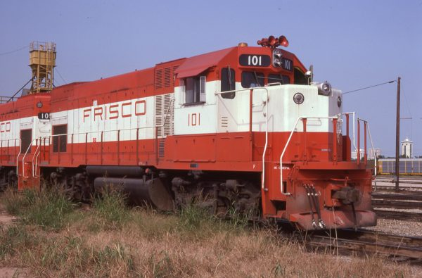 GP15-1 101 at Tulsa, Oklahoma on September 10, 1977 (John Nixon)