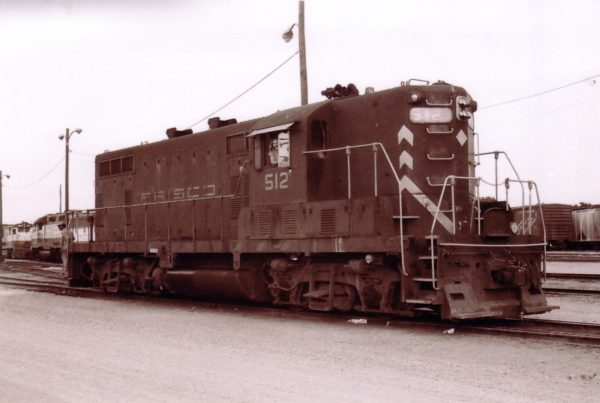 GP7 512 (date and location unknown)