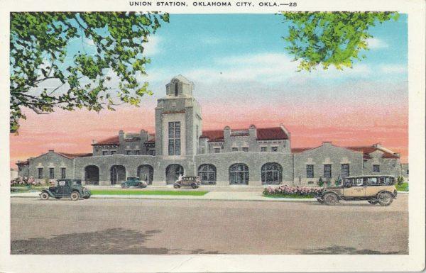 Oklahoma City Depot