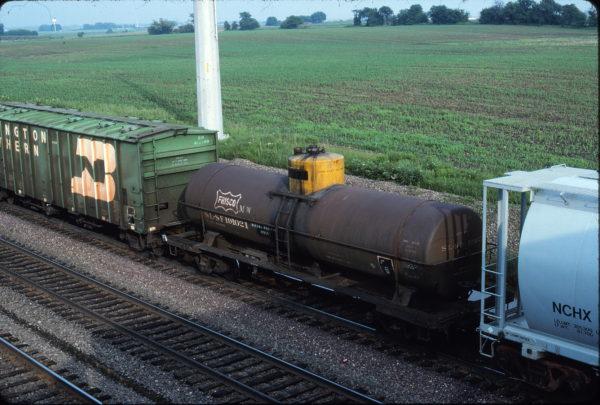 Tank 191021 in Florida in June 1989 (Steve Smedley)