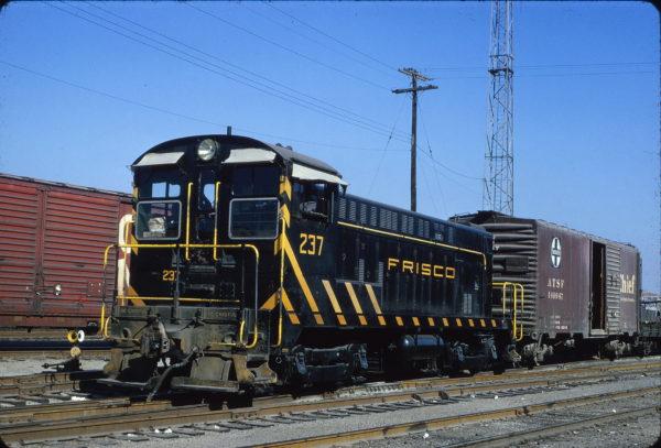 VO-1000 237 at Kansas City, Missouri on October 23, 1964