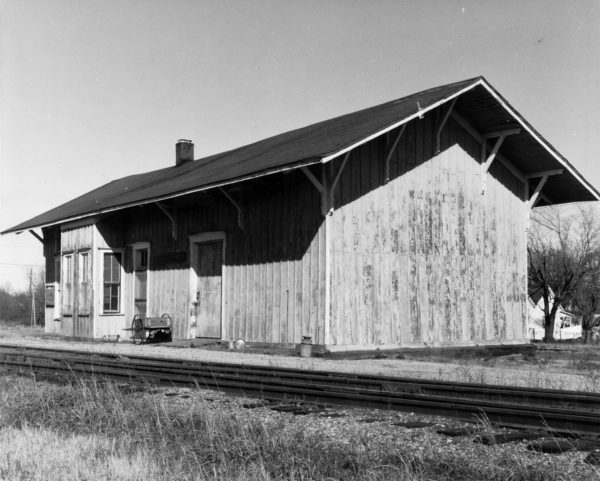West Fork, Arkansas Depot (Fort Smith Subdivision) (date unknown)