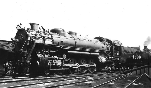 4-8-2 4300 (date and location unknown) (Robert Graham)
