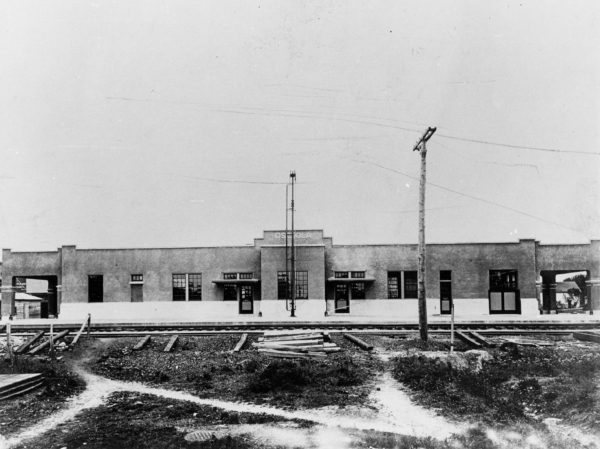 Osceola, Arkansas Depot (date unknown)