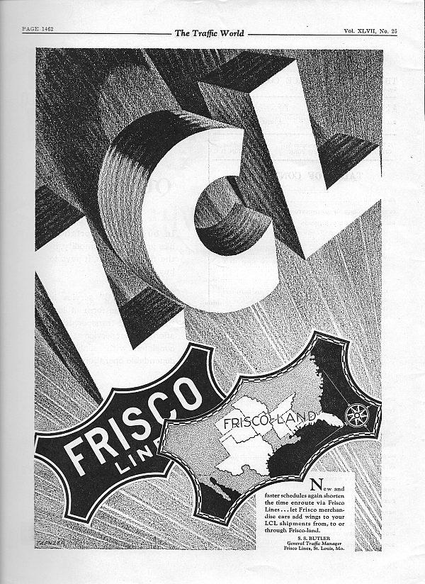 The Traffic World - June 30, 1931