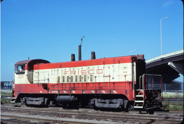 VO-1000m 205 at Kansas City in September 1978 (Roger Bee)