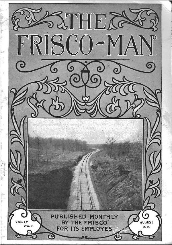 The Frisco Man - August 1910