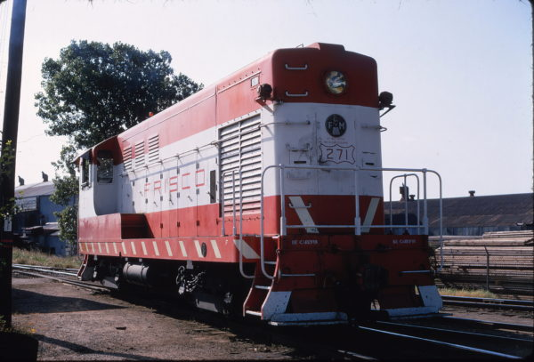 H-10-44 271 at Tulsa, Oklahoma on July 6, 1970 (Keith Ardinger)