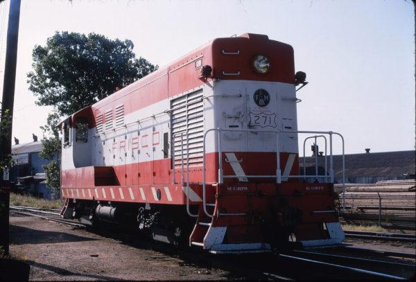 H-10-44 271 at Tulsa, Oklahoma on July 6, 1970 (Keith Ardinger)