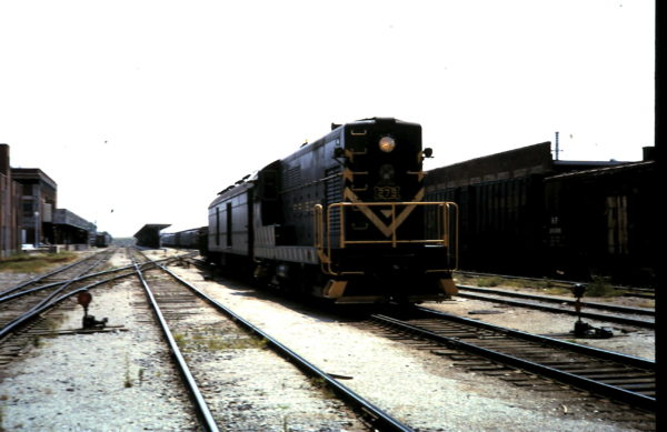 H-10-44 279 at Oklahoma City, Oklahoma in the Summer of 1966