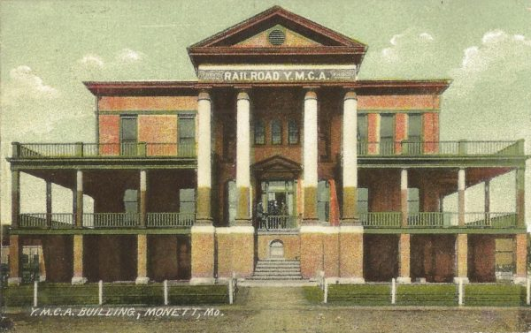 Railroad YMCA - Monett, Missouri