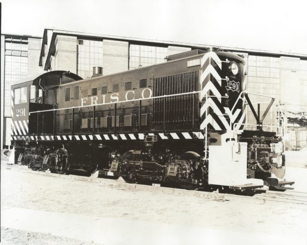 S-2 291 (location unknown) in September 1948 (ALCO Builder's Photo)