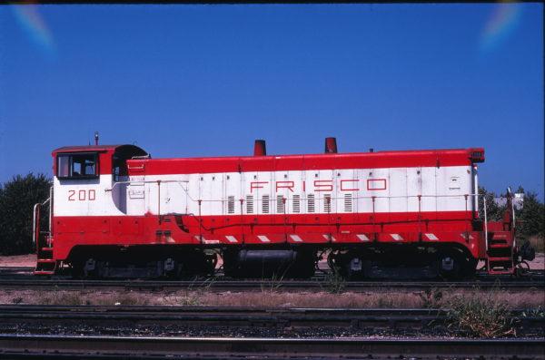 VO-1000m 200 at Springfield, Missouri in September 1978
