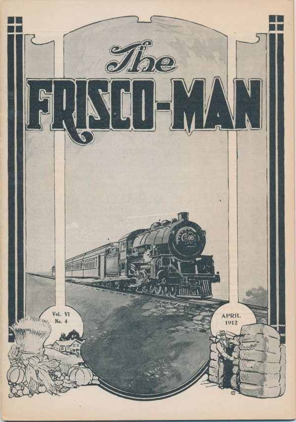 The Frisco Man - April 1912