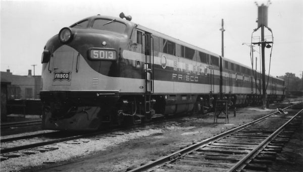 F3A 5013 at Springfield, Missouri on June 20, 1948 (Arthur B. Johnson)