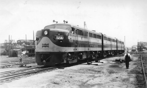 FA-1 5200 at Springfield, Missouri on July 13, 1948 (Arthur B. Johnson)