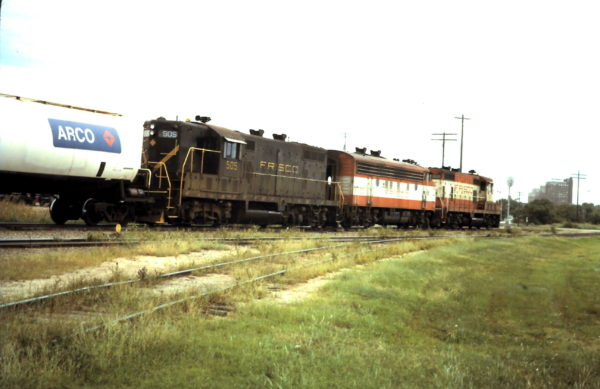 GP7 505 (date and location unknown)