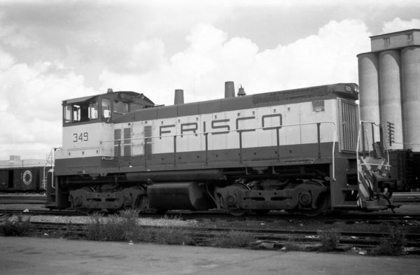 SW1500 349 (date and location unknown)