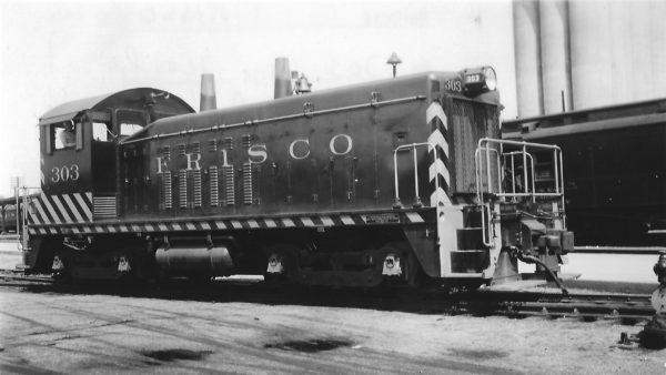 SW7 303 at Springfield, Missouri on May 30, 1951 (Arthur B. Johnson)