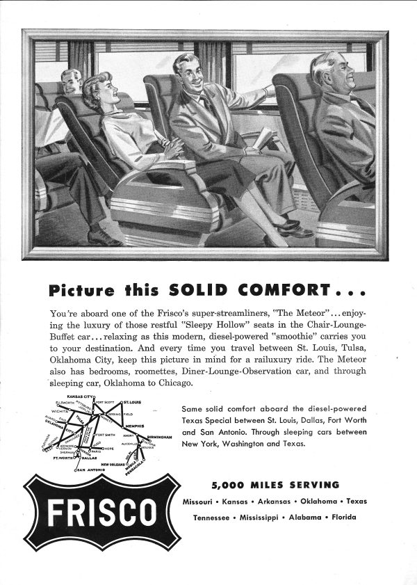 Trains - June 1950