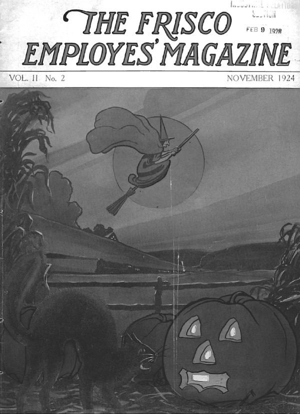 Frisco Employes' Magazine – November 1924