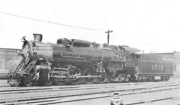 4-8-2 1519 (date and location unknown)
