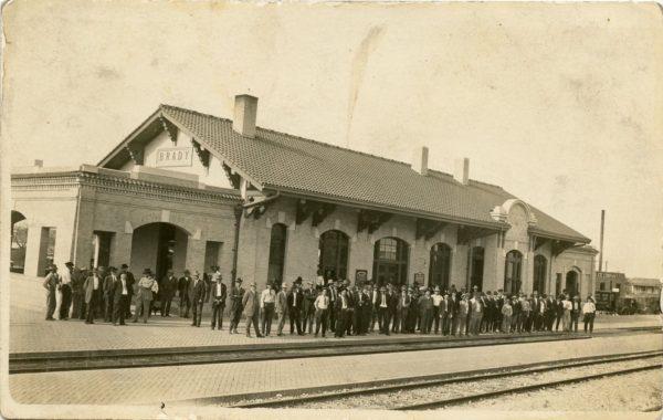 Brady, Texas Depot