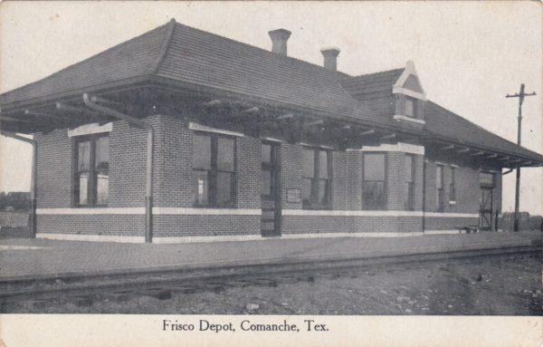 Comanche, Texas Depot