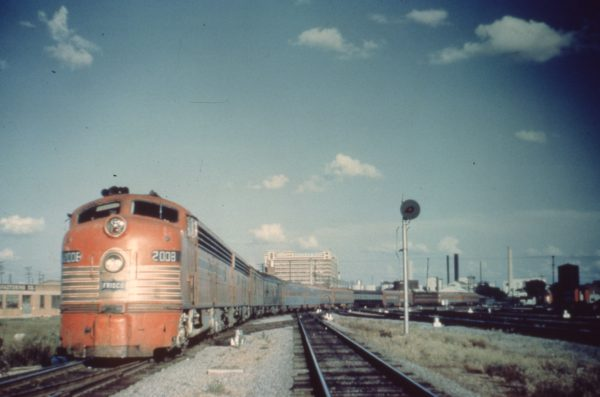 E8A 2008 (Messenger) at Dallas, Texas in August 1951