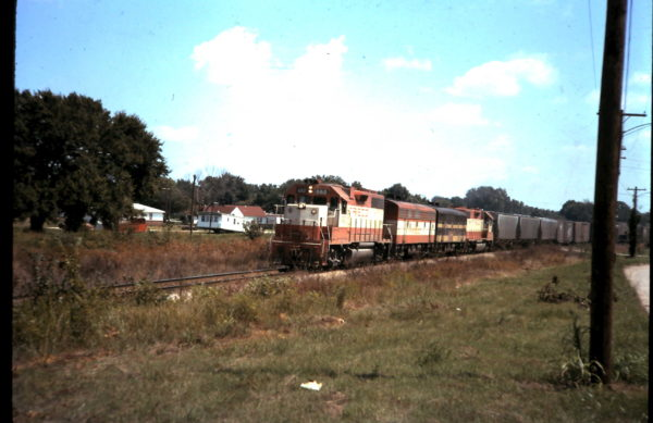 GP38AC 662 (date and location unknown)