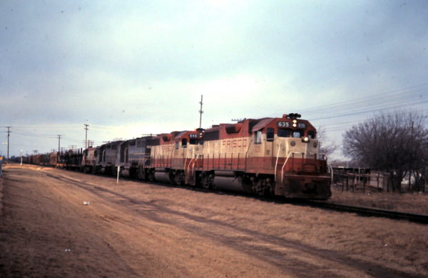 GP38ACs 635 and 646 (date and location unknown)