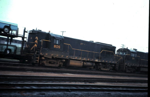 U25B 805 (date and location unknown)