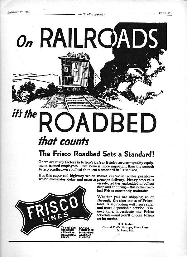 The Traffic World - February 17, 1934