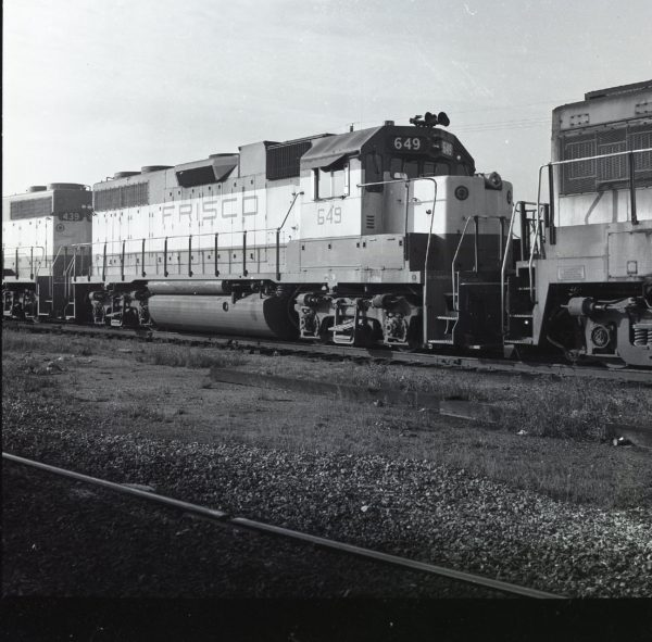 GP38AC 649 (date and location unknown)