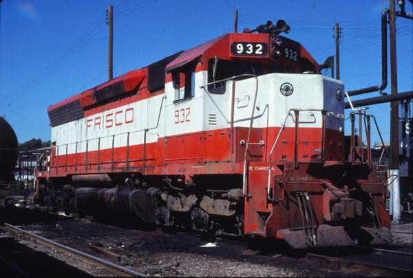 SD45 932 at Atlanta, Georgia on October 7, 1979 (Bill Folsom)