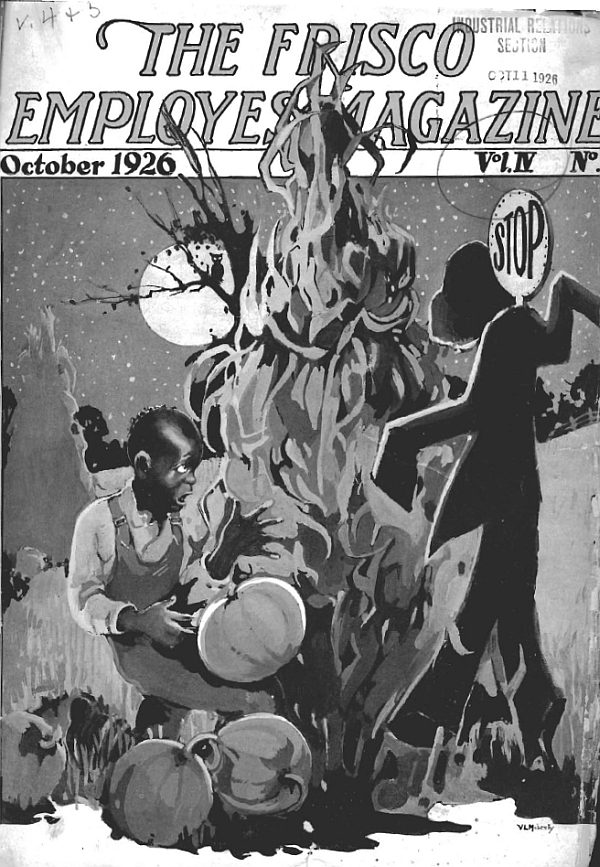 Frisco Employes' Magazine – October 1926